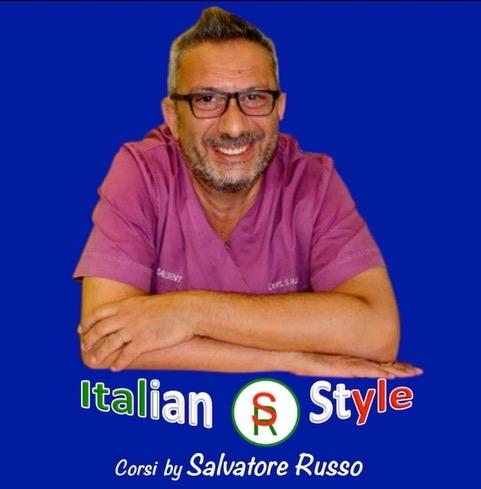 Salvatore Russo - Blanqueamiento Dental